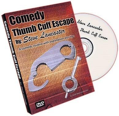 Comedy Thumb Cuff Escape - magic