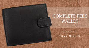 Complete Peek Wallet - magic