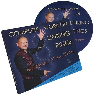Complete Work on Linking Rings - magic