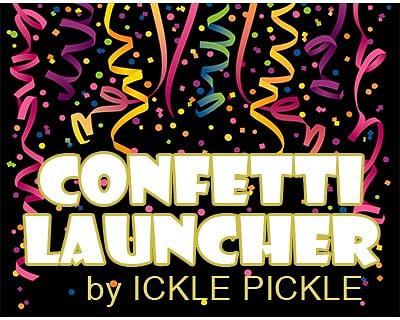 Confetti Launcher - magic