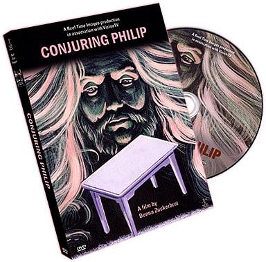 Conjuring Philip - magic