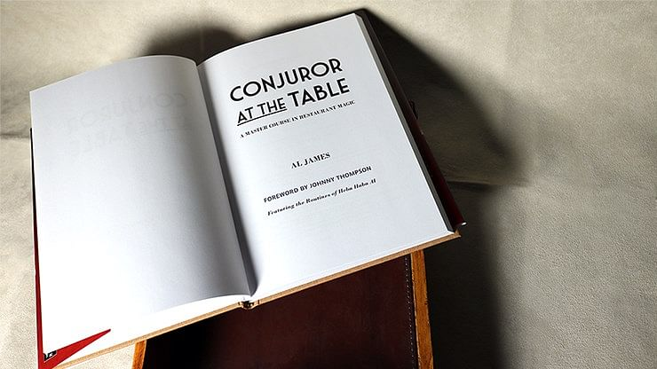 Conjuror at the Table