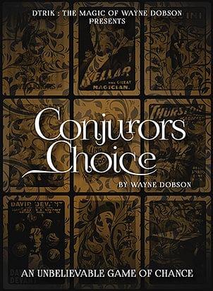 Conjuror's Choice - magic