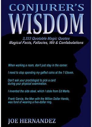 Conjuror's Wisdom - magic