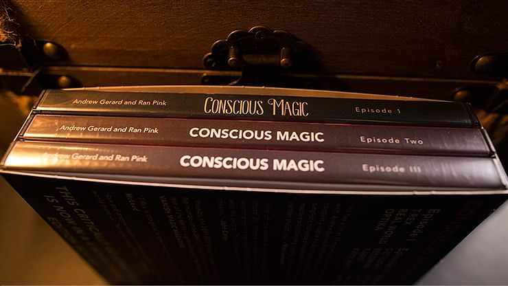 Conscious Magic Trilogy  with Ran Pink and Andrew Gerard