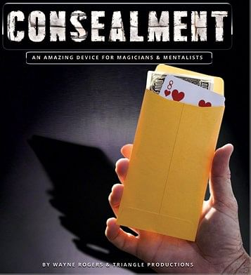 ConSealment - magic
