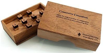 Consecutive Conundrum - magic