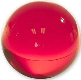 Contact Juggling Ball (Ruby Red) - magic