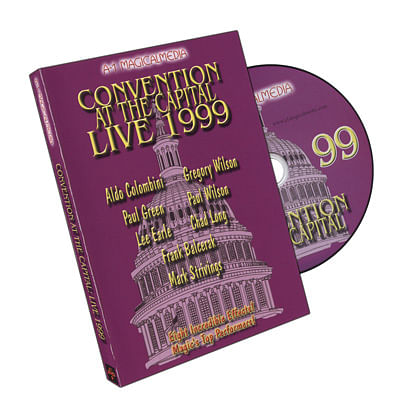 Convention At The Capital 1999 - magic