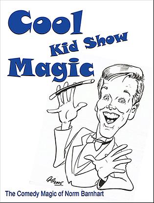 Cool, Kid Show Magic (Softbound Book) - magic
