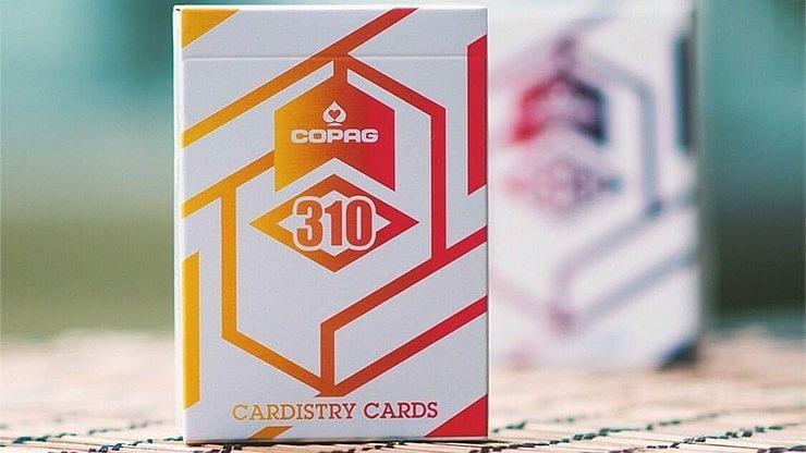 COPAG 310® ALPHA Orange Playing Cards - magic