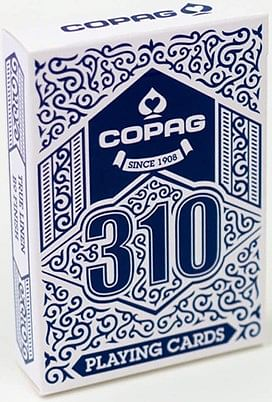 COPAG 310 Playing Cards (Blue) - magic
