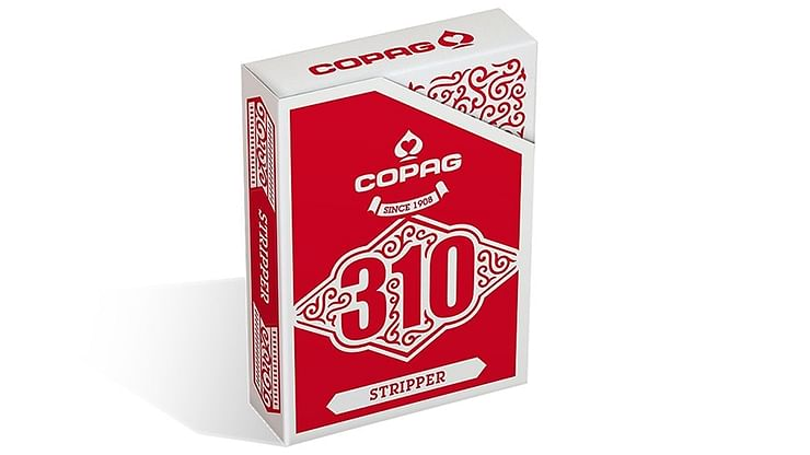 Copag 310 Stripper  Playing Cards - magic