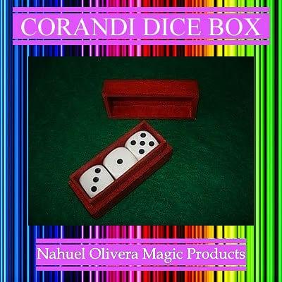 Corandi Dice Box - magic