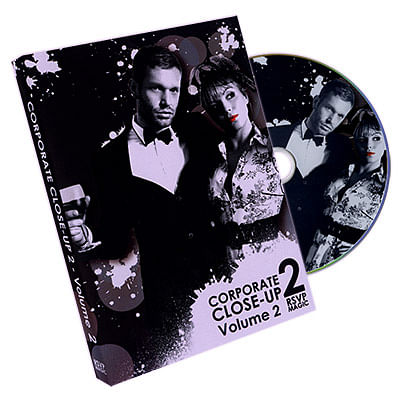 Corporate Close Up (3 DVD Set) - magic
