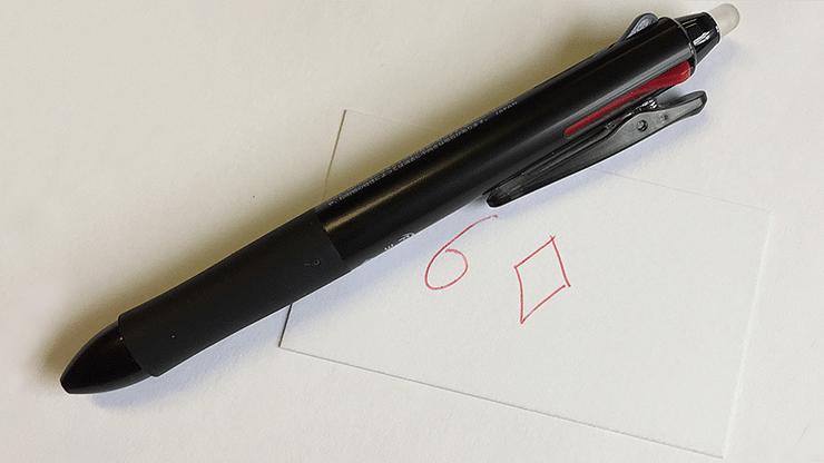 Cosack Pen - magic