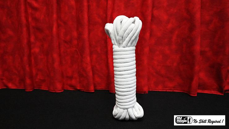 Cotton Rope, White - magic