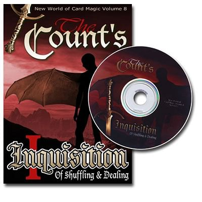 Counts Inquisition of Shuffling and Dealing: Volume One - magic
