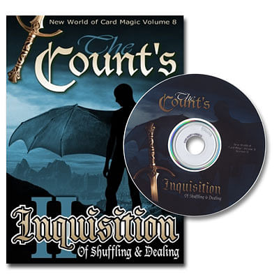 Counts Inquisition of Shuffling and Dealing: Volume Two - magic