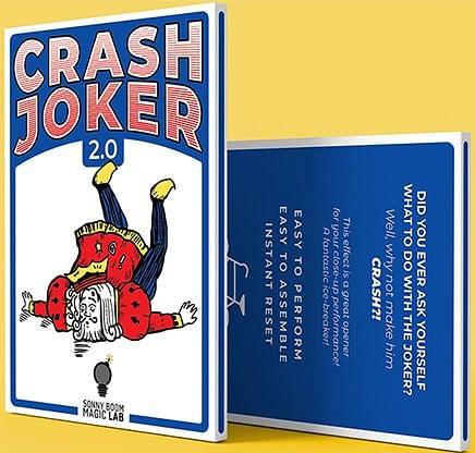CRASH JOKER 2.0 - magic