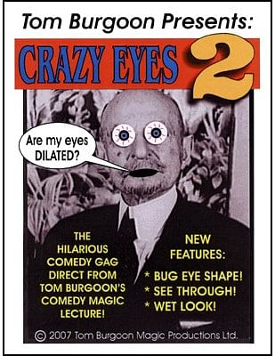 Crazy Eyes 2 - magic