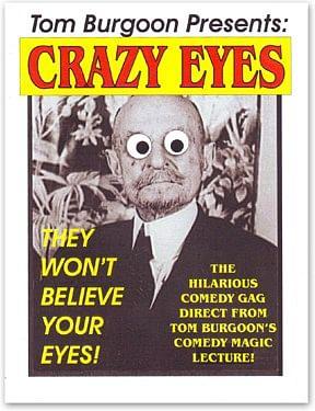 Crazy Eyes - magic