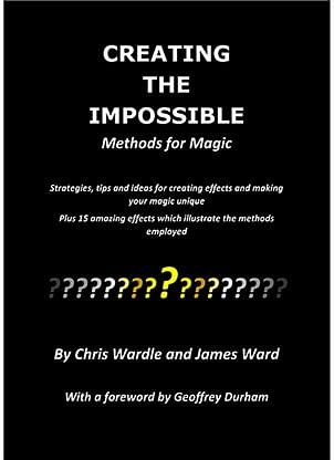 Creating the Impossible - magic
