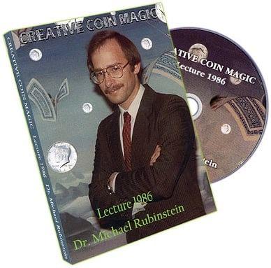 Creative Coin Magic - 1986 Lecture - magic