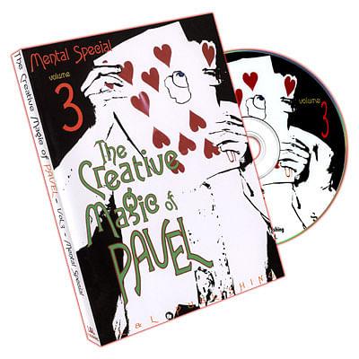 Creative Magic Of Pavel - Volume 3 - magic