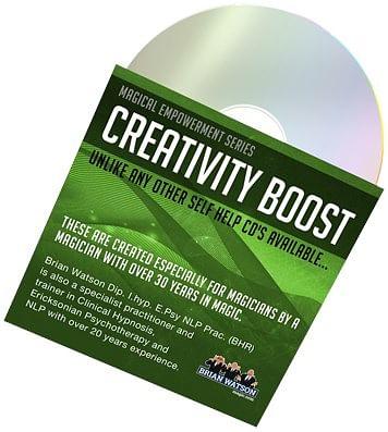 Creativity Boost - magic