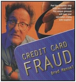 Credit Card Fraud - magic