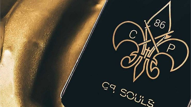 Cristian Pestritu's Soul Playing Cards - magic