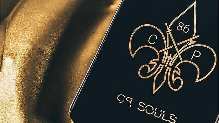 Cristian Pestritu's Soul Playing Cards - magic