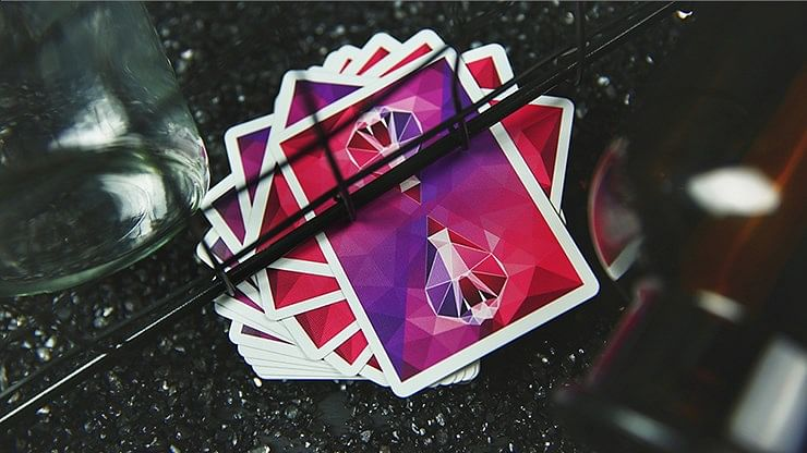 Crystal Cobra Playing Cards