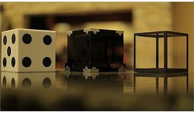 Crystal Cube to Rubik and Dice - magic
