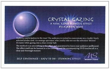 Crystal Gazing - magic