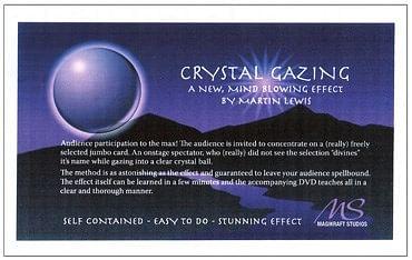 Crystal Gazing - magic