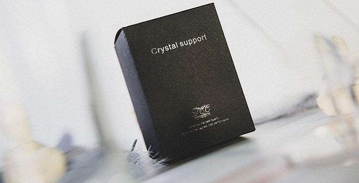 Crystal Support
