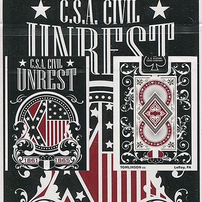 C.S.A. Civil Unrest Deck - magic