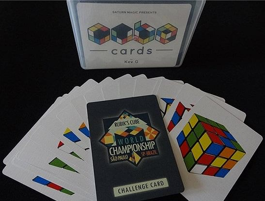 Cube Cards