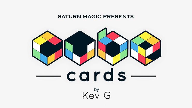 Cube Cards - magic