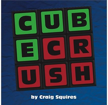 Cube Crush - magic