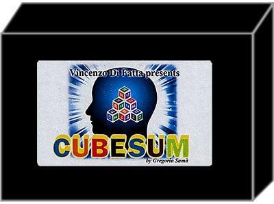 Cube Sum - magic