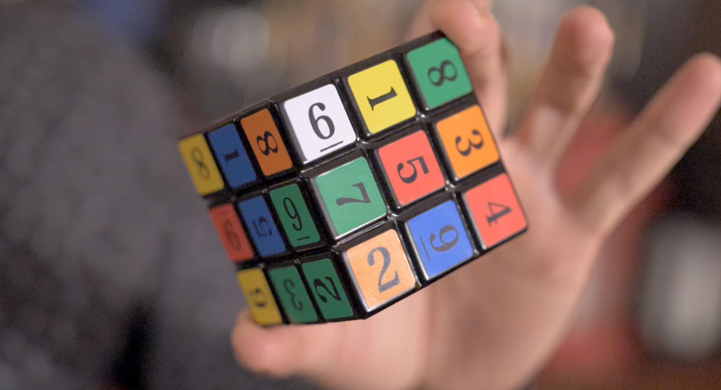 Cubic - magic