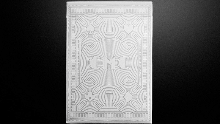 Cult Movie Cards of Magicians Playing Card - magic