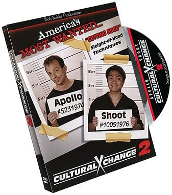 Cultural Xchange Vol 2 : America's Most Wanted - magic