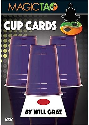 Cup Cards - magic