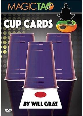 Cup Cards - magic