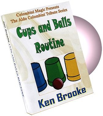 Cups and Balls Routine - magic