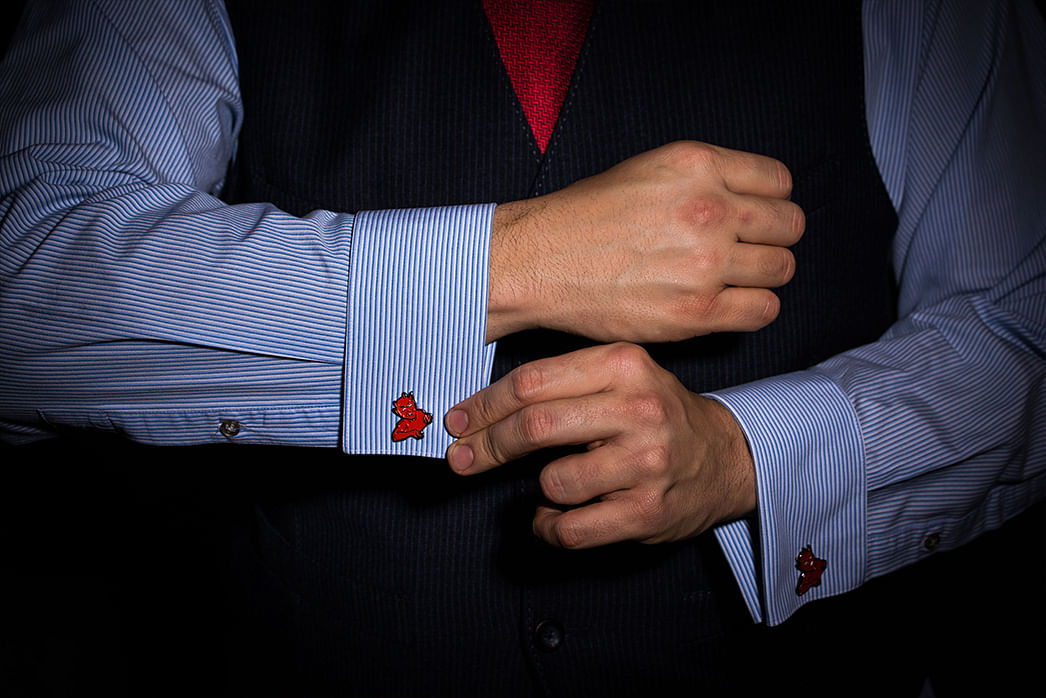 Curtain Call - Cufflinks